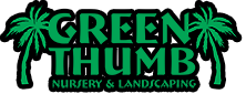 Green Thumb Nursery & Landscaping Logo